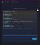 Testing Chat v0.7505