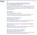 Google unix keyword #15 (ncr)