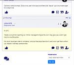 Desktop:  Highlighting When Post Selected (Moderation)
