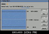Casio FX-CG50 Scientific Calculator and Python-data_loggerpng