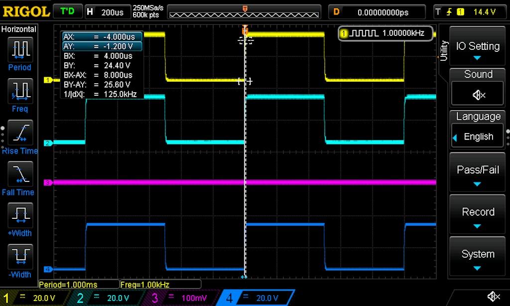 Python Screen Capture of RIGOL 1054Z on macOS Catalina Using NI-VISA-test1jpg