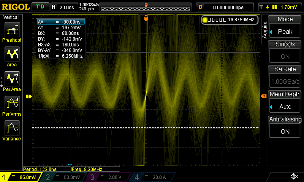 Python Screen Capture of RIGOL 1054Z on macOS Catalina Using NI-VISA-noisejpg