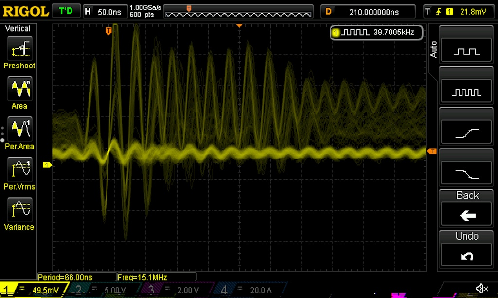 Python Screen Capture of RIGOL 1054Z on macOS Catalina Using NI-VISA-noise10mhzjpg