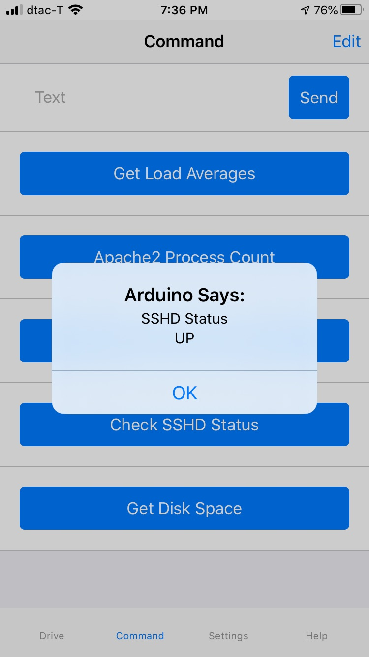 Arduino Project:  iPhone to HM-10 BLE to NB-IoT Shield to NB-IoT Network to Internet to Linux Server-img_9097jpg