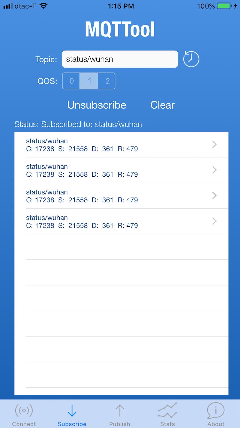Wuhan Coronavirus Status App for China - Rapid Prototype using MQTT and the IoT OnOff IOS App-img_fb52b0110116-1jpeg