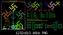 Tetris Game -- based on a shell script (new algorithm)-gnome1-png