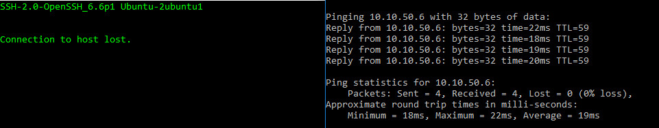 Cant ssh, but ping works-sshjpg